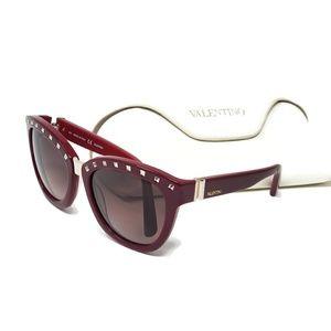 100% Auth Valentino Sunglasses w/ Case